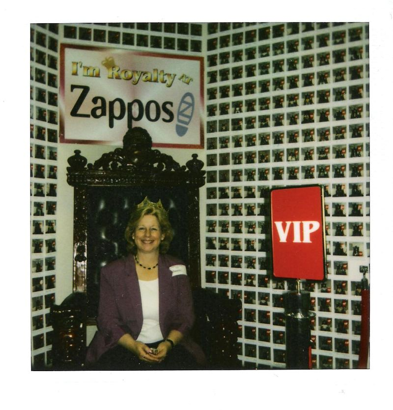 Zappos VIP Sybil Stershic