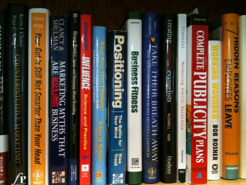Library-Mktg-Bus books